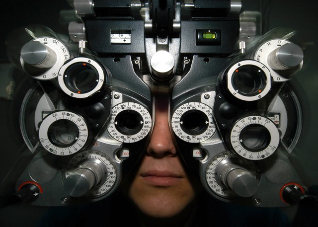 Comprehensive Eye Exams